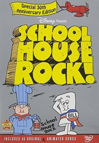 Best Of Schoolhouse Rock Schoolhouse Rock Clr 5.1 Schoolhouse Rock