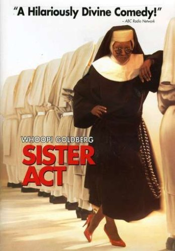 Sister Act Goldberg Smith Najimy DVD Pg Ws
