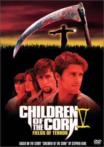 Children Of The Corn 5 Fields Galina Arquette Zappa Vaughan Clr Nr