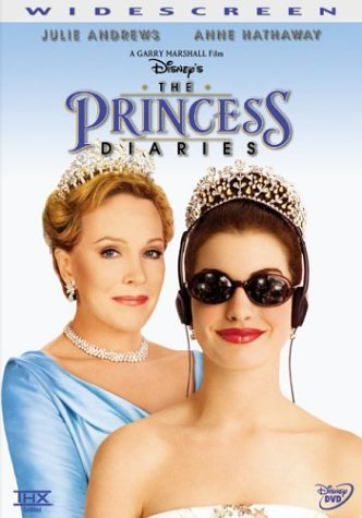 Princess Diaries Andrews Hathaway Clr Ws Prbk 11 05 01 G