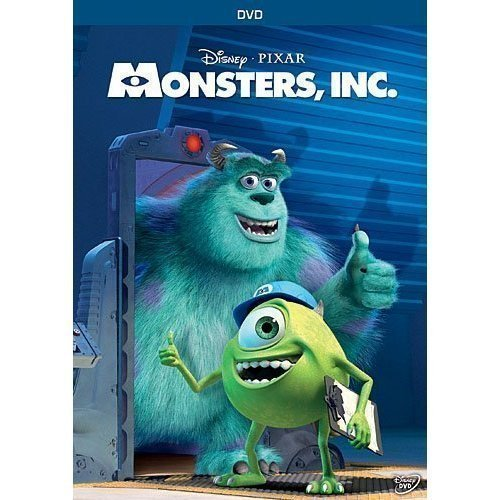 Monsters Inc. Disney Clr Aws G