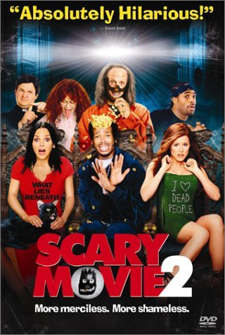 Scary Movie 2 Faris Wayans Wayans Hall Maste Clr R