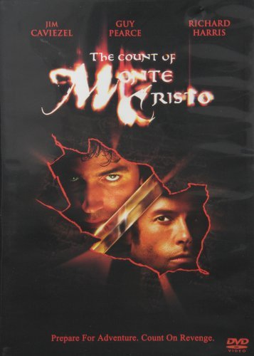 Count Of Monte Cristo (2002) Caviezel Pearce Dominczyk Winc Clr 5.1 Thx Aws Fra Dub Pg13