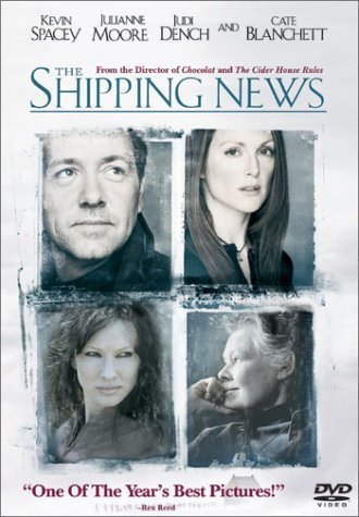 Shipping News Spacey Moore Dench Blanchett Clr R Coll. Ed.
