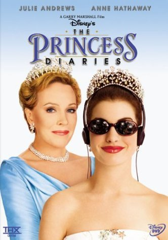 Princess Diaries Andrews Hathaway G