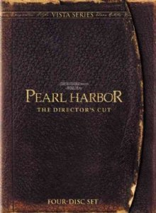 Pearl Harbor Affleck Hartnett Becksinsale Clr Pg13 4 DVD Vista