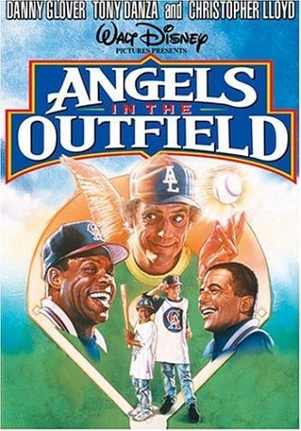 Angels In The Outfield (1994) Gordon Levitt Danza Glover Lloyd DVD Pg Ws