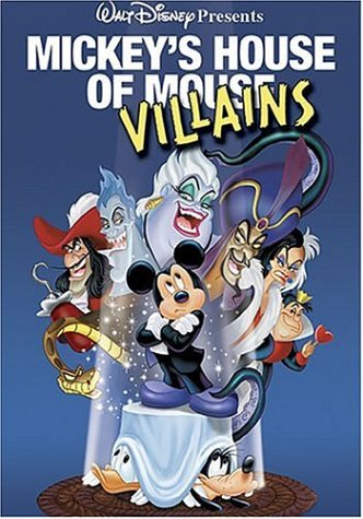 Disney Mickey's House Of Villains Clr Nr