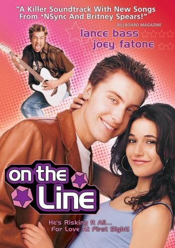 On The Line Bass Fatone Chriqui Clr Cc 5.1 Aws Pg