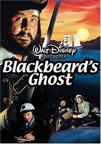 Blackbeard's Ghost Jones Ustinov Pleshette Lanche G