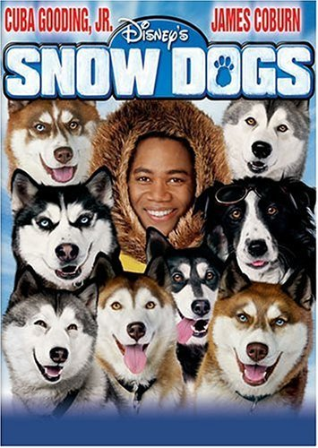 Snow Dogs Gooding Jr. Coburn Bacalso Nic DVD Pg