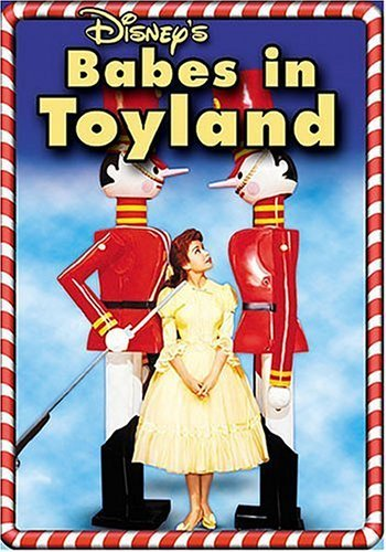 Babes In Toyland Bolger Kirk Funicello Sands DVD G