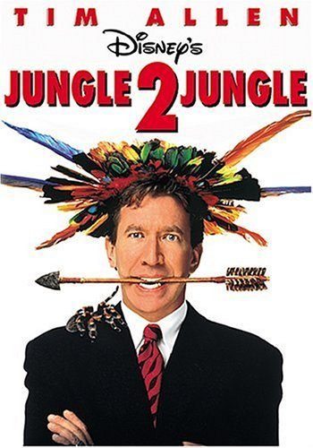 Jungle 2 Jungle Allen Davidovich Short DVD Pg13