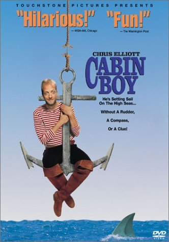 Cabin Boy Elliott Brinkley Doyle Murray Clr Pg13