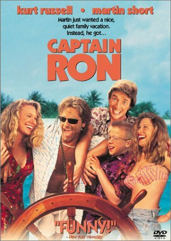 Captain Ron Russell Short DVD Pg13 Ws