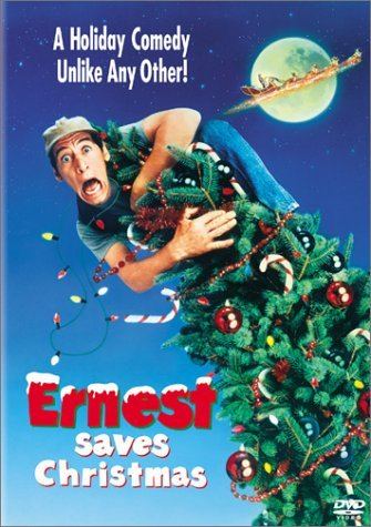 Ernest Saves Christmas Varney Bird Byrge Seale Clark DVD Pg