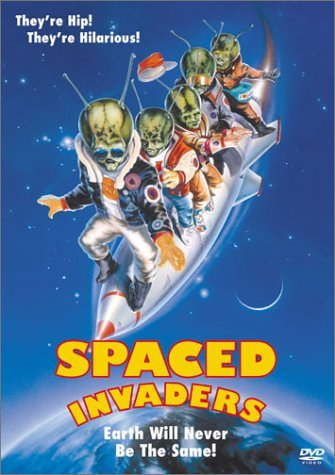 Spaced Invaders Alexander Anderson Applegate B Clr Pg
