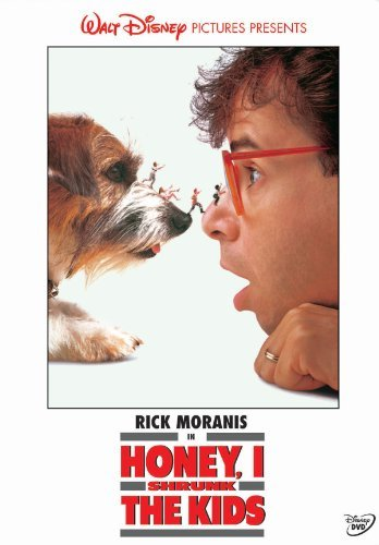Honey I Shrunk The Kids Moranis Strassman DVD Pg