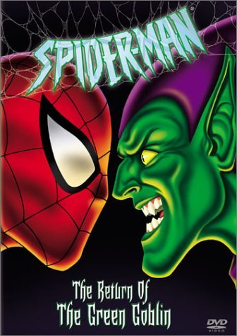 Spider Man Return Of The Green Goblin DVD Nr