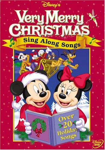 Very Merry Christmas Songs Disney Sing Along Songs Disney Sing Along Songs