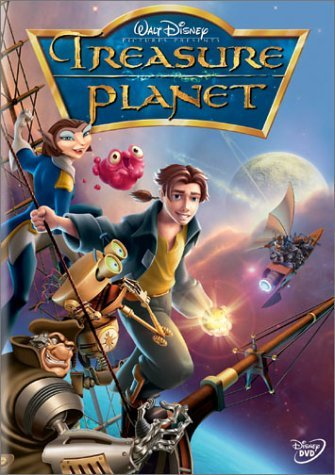 Treasure Planet Disney DVD Pg Ws