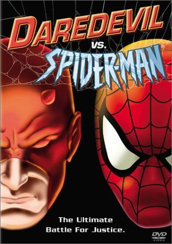 Spider Man Daredevil Vs. Spider Man DVD Nr