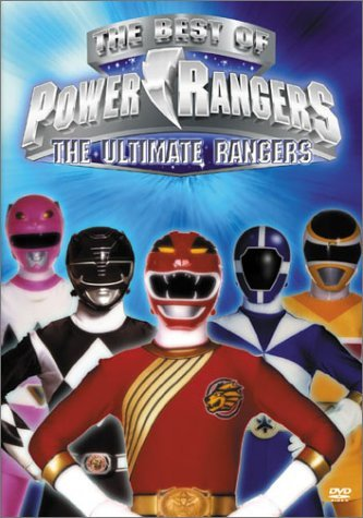 Ultimate Rangers Best Of The P Ultimate Rangers Best Of The P Clr Nr