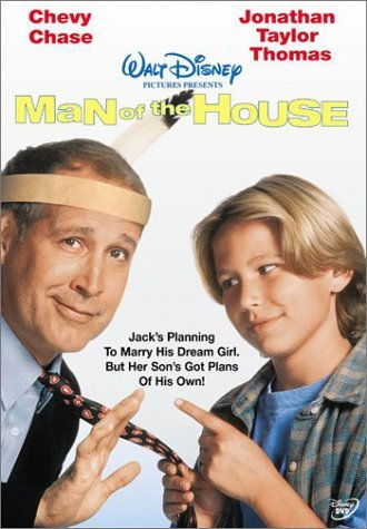 Man Of The House Chase Fawcett Thomas DVD Pg