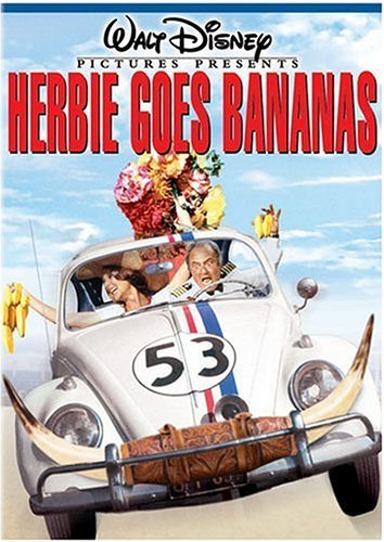 Herbie Goes Bananas Leachman Korman Burns Clr G