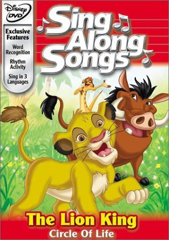Lion King Circle Of Life Disney Sing Along Songs Disney Sing Along Songs