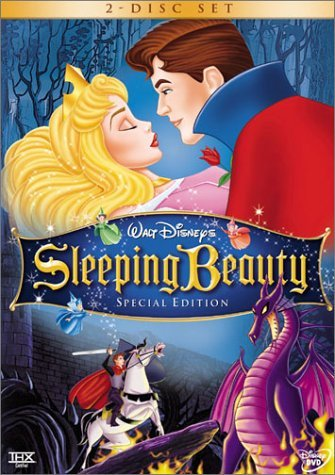 Sleeping Beauty Disney Clr Prbk 07 28 00 G 2 DVD Spec. Ed