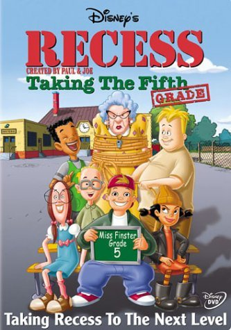 Taking The Fifth Grade Recess Clr Nr