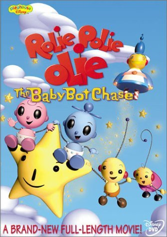 Baby Bot Chase Rolie Polie Olie Clr Nr