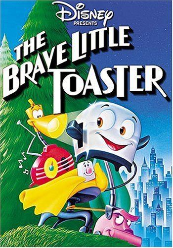 Brave Little Toaster Brave Little Toaster DVD Nr
