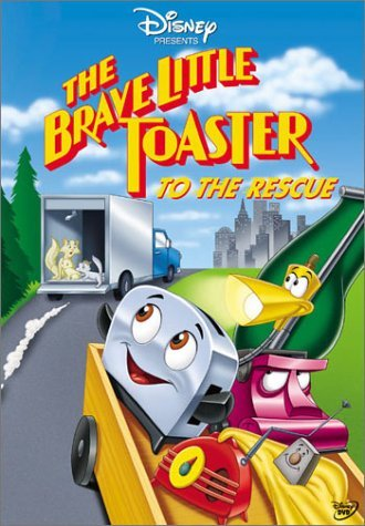 Brave Little Toaster Brave Little Toaster To The Re Clr Nr