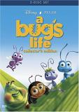 Bug's Life Disney DVD G