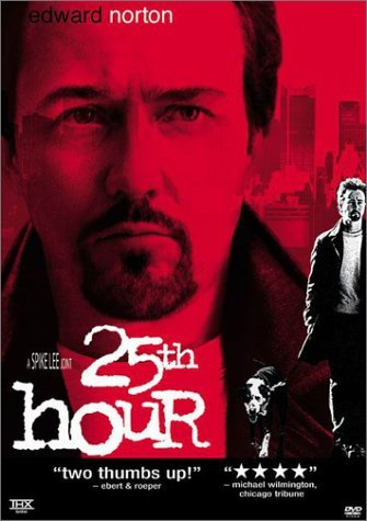 25th Hour Norton Hoffman Pepper Dawson DVD R