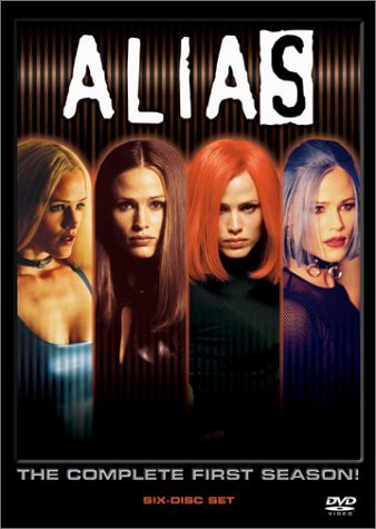 Alias Season 1 DVD Nr 6 DVD