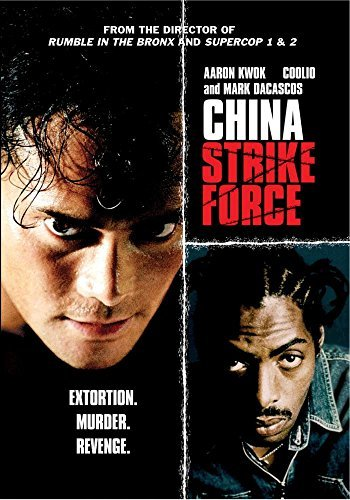 China Strike Force Dacascos Coolio Clr Nr