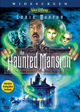 Haunted Mansion Murphy Tilly Stamp DVD Pg