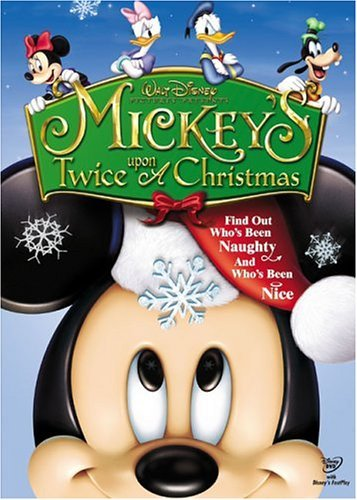 Mickey's Twice Upon A Christma Disney Ws Disney