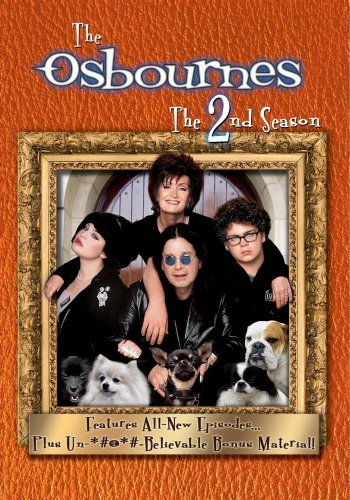 2nd Season Osbournes Clr Nr 2 DVD