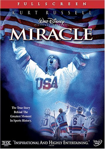 Miracle Russell Clarkson Emmerich DVD Pg Fs