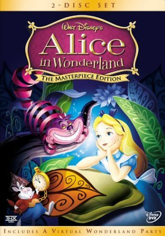Alice In Wonderland Disney Clr Nr Masterpiece