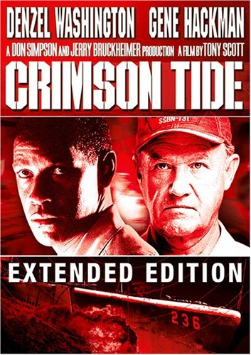 Crimson Tide Washington Hackman Nr Unrated Exten