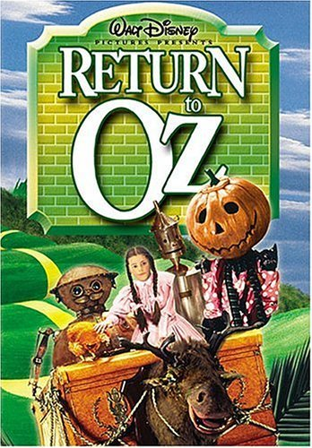 Return To Oz Balk Williamson Marsh DVD Pg