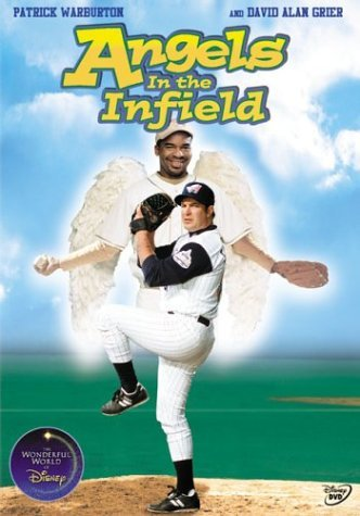 Angels In The Infield Warburton Grier Irvin Nr