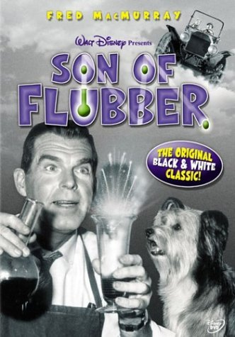 Son Of Flubber Macmurray Albertson Ames Bw G