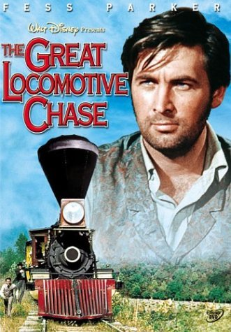 Great Locomotive Chase Parker Hunter Nr