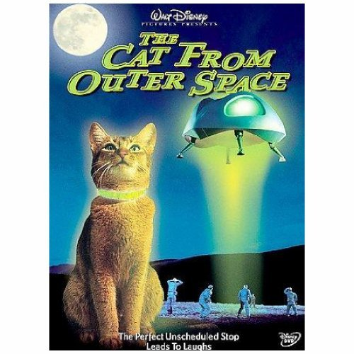 Cat From Outer Space Berry Duncan Morgan Berry Duncan Morgan